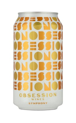 Obsession Symphony 375 mL Can