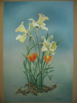22nd Annual Spring Obsession Art Competition & Sale - THEME DIVISION Entry Fee Image