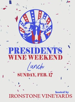 Presidents Wine Weekend Add On - Sunday Lunch