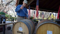 Presidents Wine Weekend Add On - Saturday Barrel Tasting