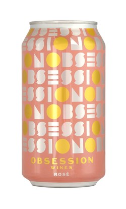 Obsession Rose - 375 mL Can